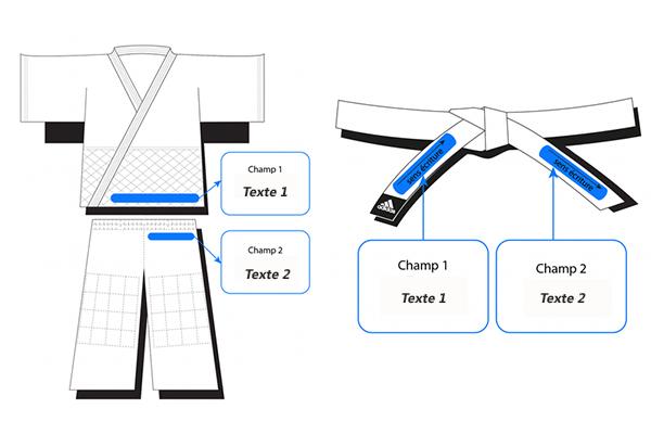 Personnalisation - www.kimono-judo.com a178add3701